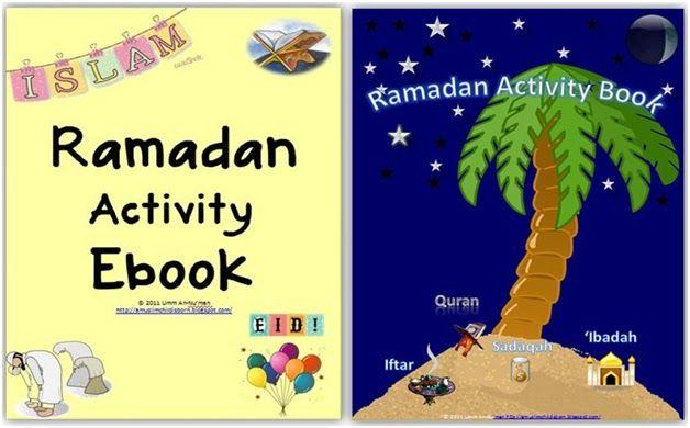 السلام عليكم ورحمة الله وبركاته  Alhamdulillaah, here is the Ramadan Activity Book. It is hoped that this book will assist parents in teachi...