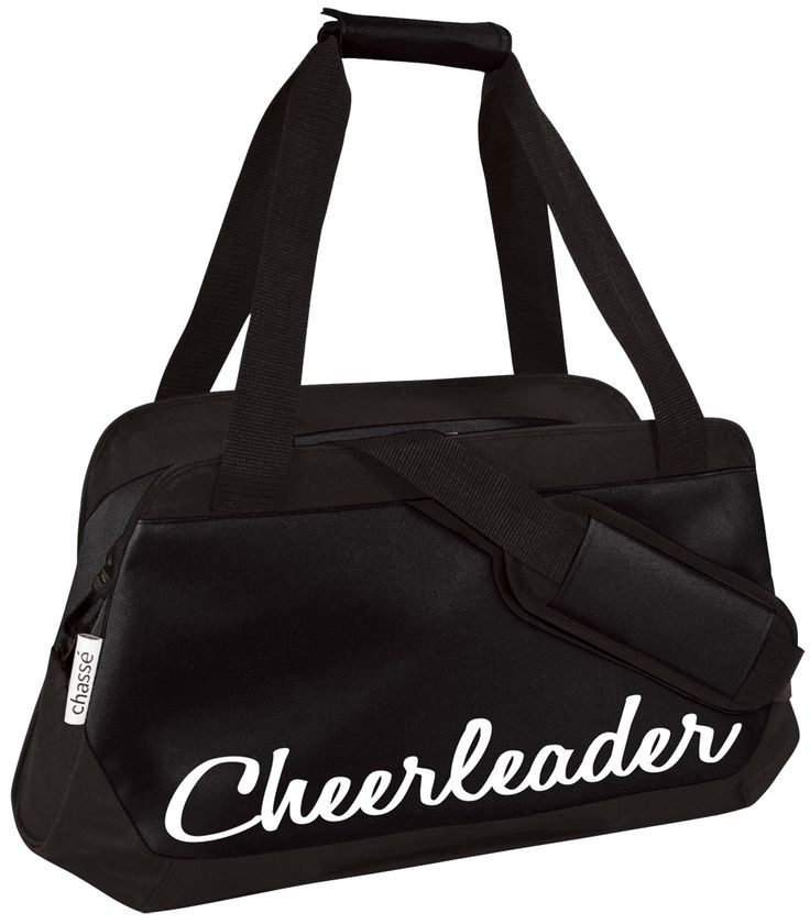 The conveniently sized Micro Duffle Bag holds your gear in easy-to-carry way. Shop this team cheer bag for a united way to carry your cheerleading gear.