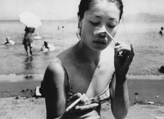 "Masahisa Fukase, ""Yohko"" 1978"