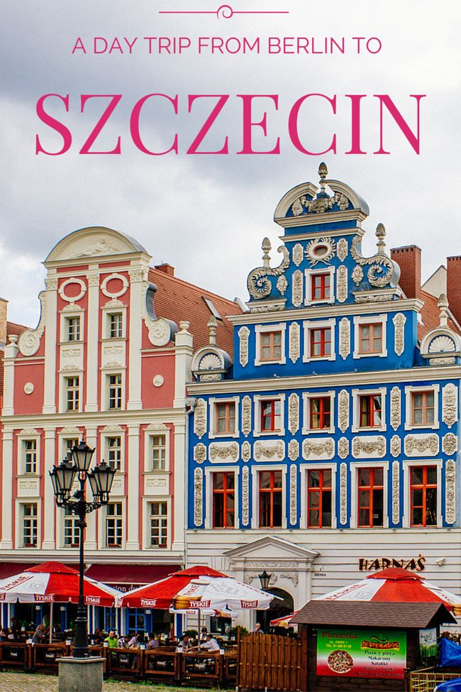 Szczecin: A Cross Border Polish Day Trip from Berlin, Germany