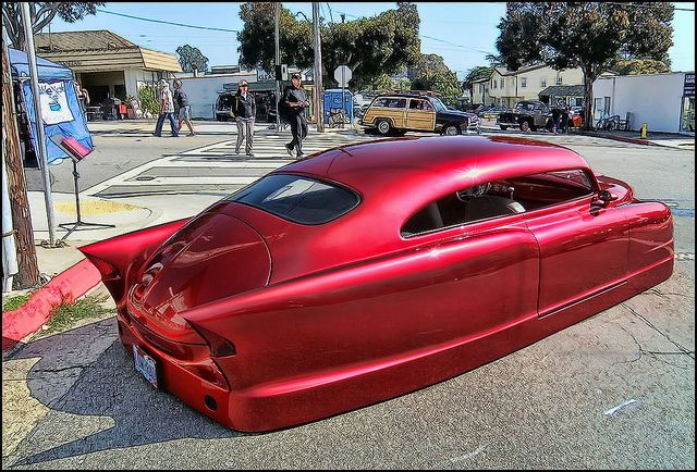 LEAD SLED Low Rider - hdr photo by BURGESS CUSTOM ENGRAVING & PHOTOGRAPHY, via Flickr