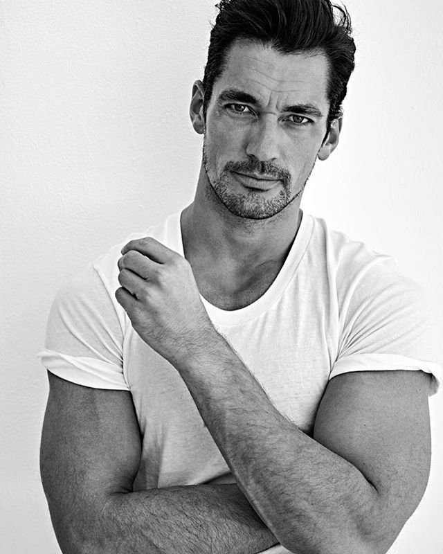 Another of one of my favourite faces to shoot : @davidgandy_official from the @balanceldn editorial.  #davidgandy #mce #ninaduncan