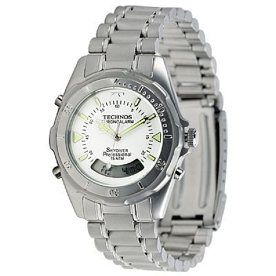 Relógio Masculino Technos Performance SkyDiver T20557/3B
