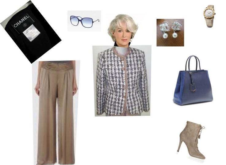 Chanel & Balenciaga