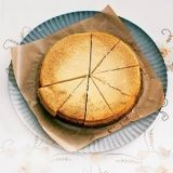 New York cheesecake, vervang bloem en koek door glutenvrije varianten