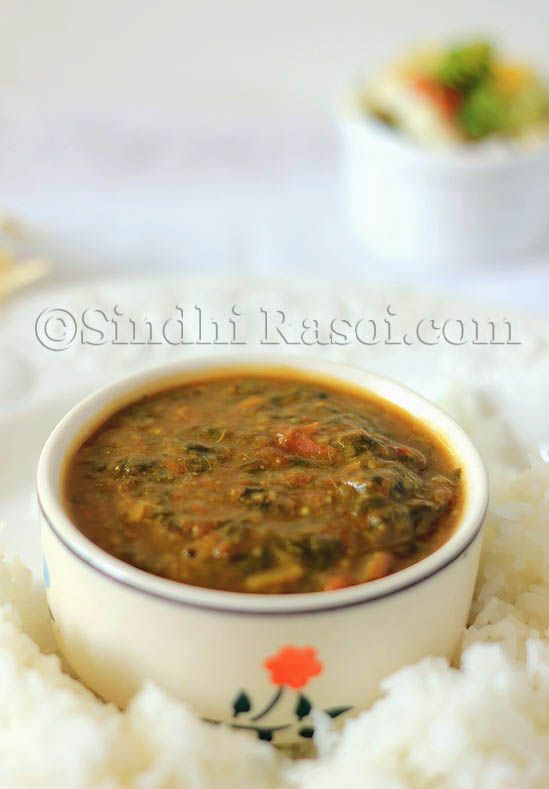 Sindhi style spinach dish, known as sai bhaji (sai=green) is one of the most popular dish amongst Sindhis and non-sindhis as well. Saibhaji generally consisits of Spinach, sorrel leaves, dill leaves, fenugreek leaves and some assorted vegetables along with handful of soaked Bengal gram. All of us are aware of the health quotient of spinach  …