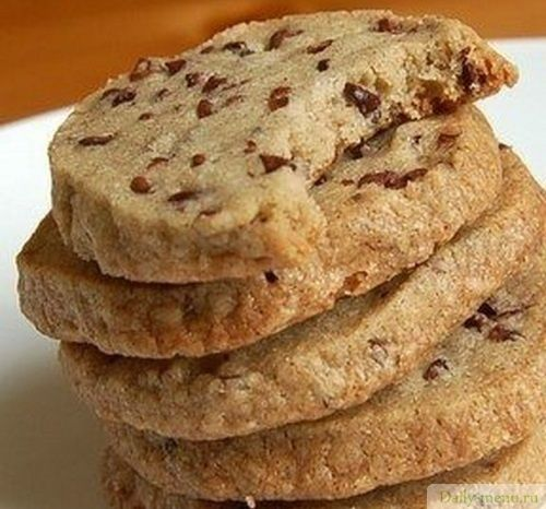 Печенье из гречки - Рецепты пользователя Ярослава - Daily-menu.ru