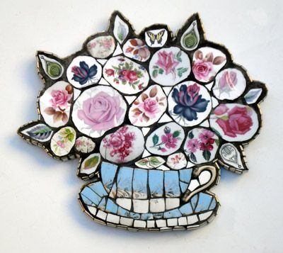 Nostalgic Mosaic by Anna Tilson