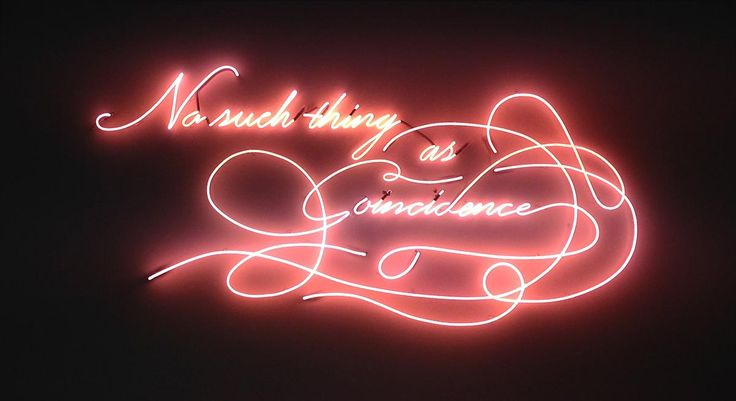 No Such Thing As Coincidence, 2014, Olivia Steele