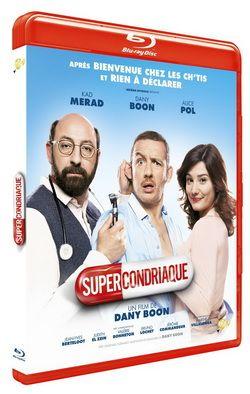 Concours : Gagnez le DVD ou le Blu-ray de Supercondriaque avec Dany Boon, Alice Pol, Kad Merad   Cinealliance.fr
