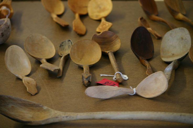Jarrod StoneDahl blog Antique scandinavian spoons