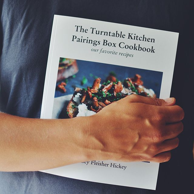 Making a Cookbook with Blurb - Turntable Kitchen