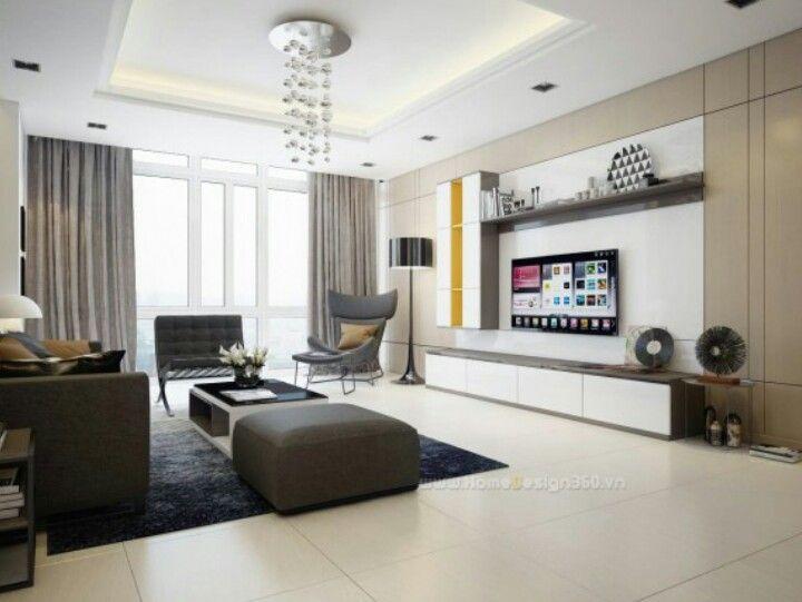 Gesso Na Sala De Tv ~ Gesso sala de tv  Teto, lustres e gesso  Pinterest  TVs