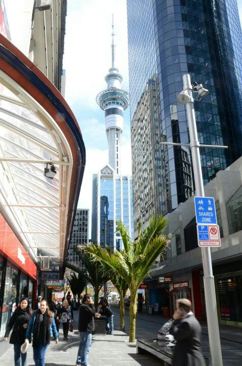 #NewZealand, Auckland