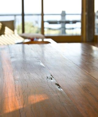 Recycled Timber, Grey Ironbark, Dining Table