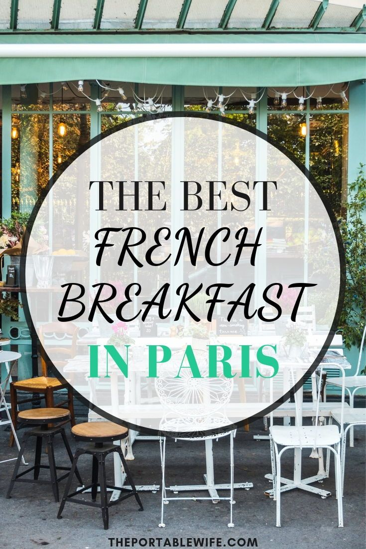 Where to Eat a Typical French Breakfast in Paris