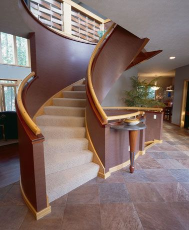 1000 Images About Custom Stairs On Pinterest Painted