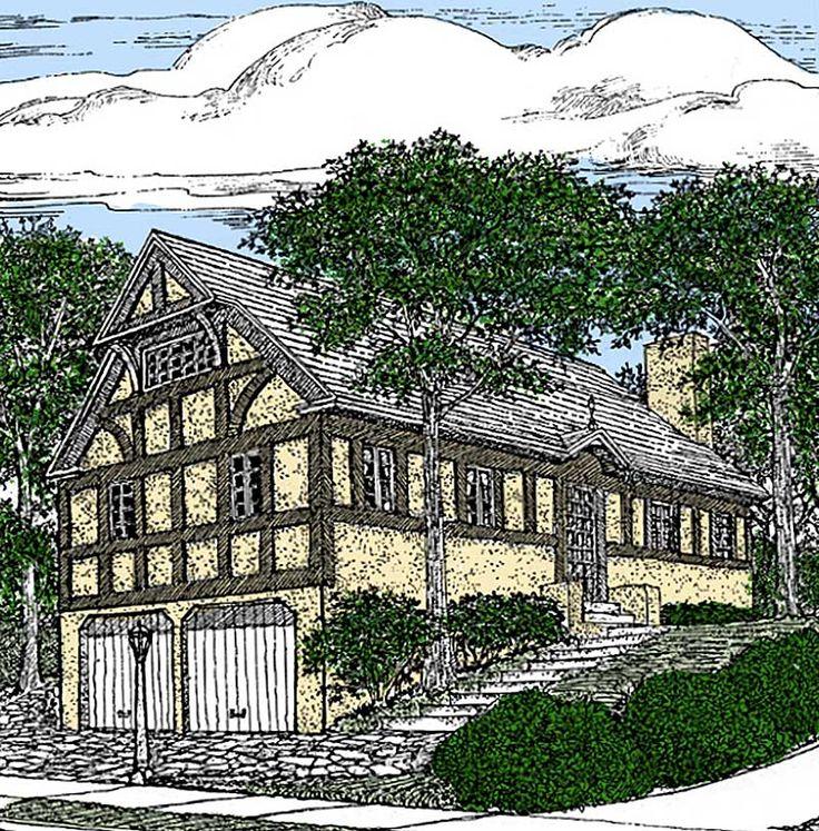 Best 25 english tudor homes ideas on pinterest tudor for English tudor home designs