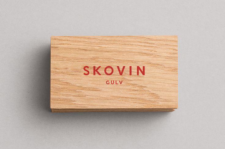 New Brand Identity Skovin by Heydays BPO Identity design