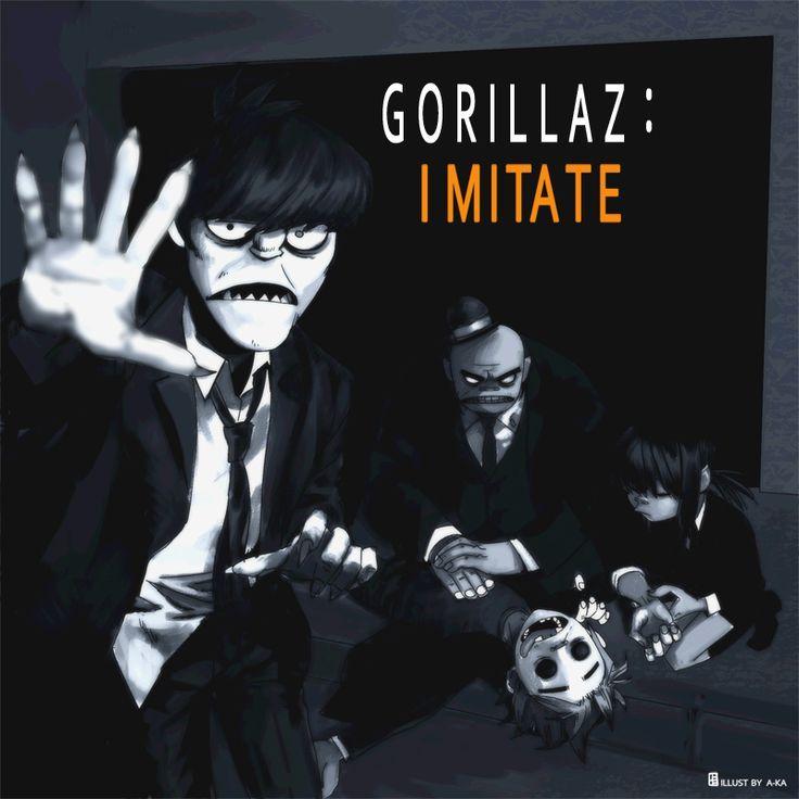 """Résultat de recherche d'images pour """"gorillaz 2016 album"""""""