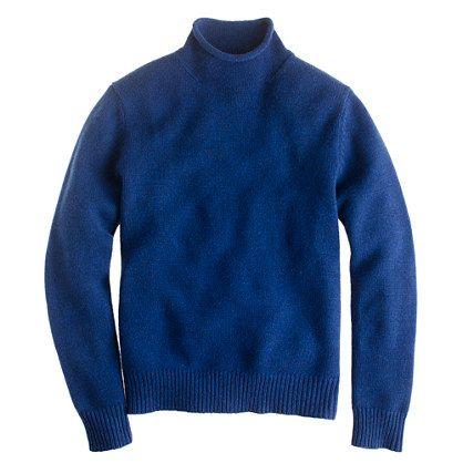 J.Crew - Lambswool rollneck™ sweater