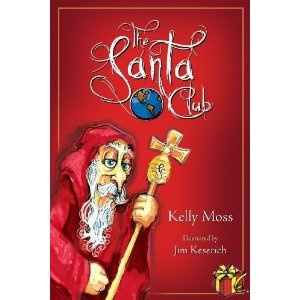 "BOOK: The Santa Club transitions your child from receiving gifts to experiencing the joy of giving.  To be read with your child, this wonderful book not only answers that sometimes dreaded question but it also addresses the questions of why Santa comes at Christmas and who was the first Santa. I put my own ""truth about Santa"" letter inside for my kids."