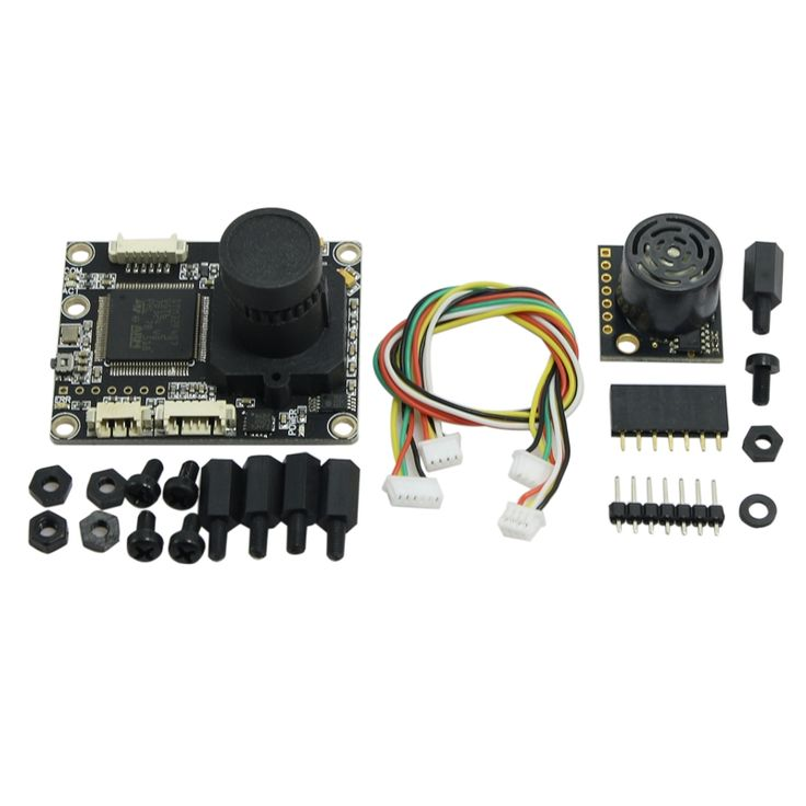 PX4FLOW V1.3.1 Optical Flow Smart Camera and Ultrasonic Module Compatible with MB1240 PX4 PIXHAWK