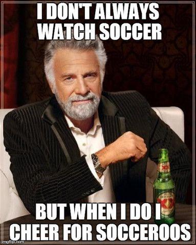 Go Socceroos! World Cup Meme, Aussie Aussie Aussie!!