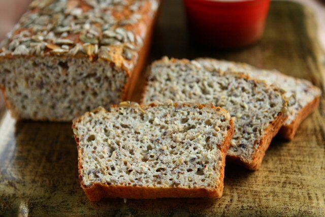 Chlieb s vysokým obsahom bielkovín