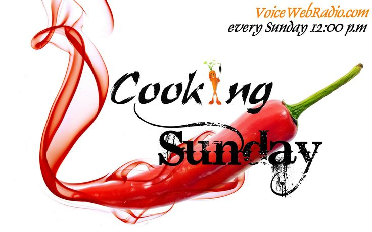 Cooking Sunday Κυριακή @ 12.00