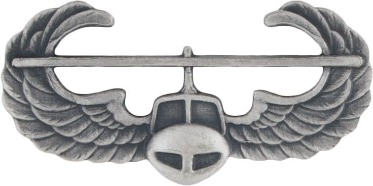 Air Assault Badge (1974; 101st ABD) (1978; Army-wide)