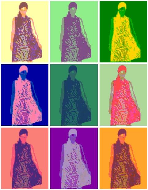 Reverse Warhol