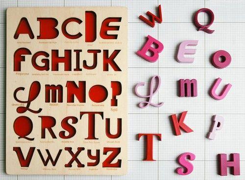 Looodus font puzzle 4
