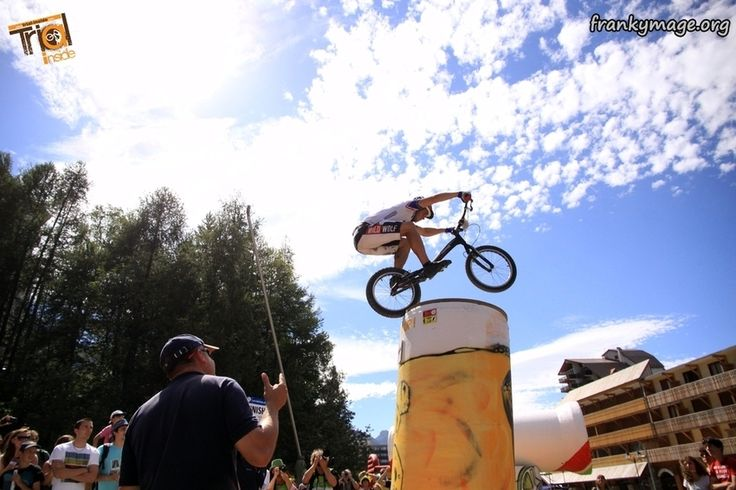 Trial World Cup #3 Pra Loup 2013 Finals & Superfinals