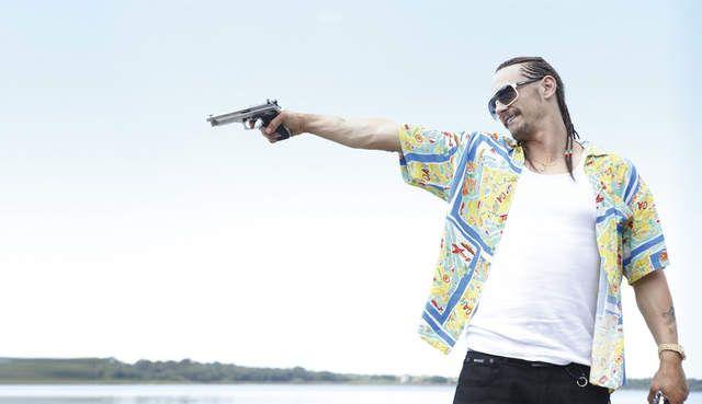 Le Film  Spring Breakers - La chemise hawaïenne dans la pop culture