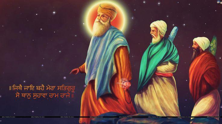 Guru Nanak Dev Ji Animated Wallpapers