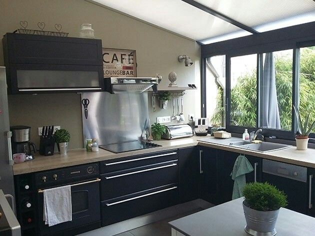 9 best Pascale images on Pinterest Homes, Sunroom kitchen and