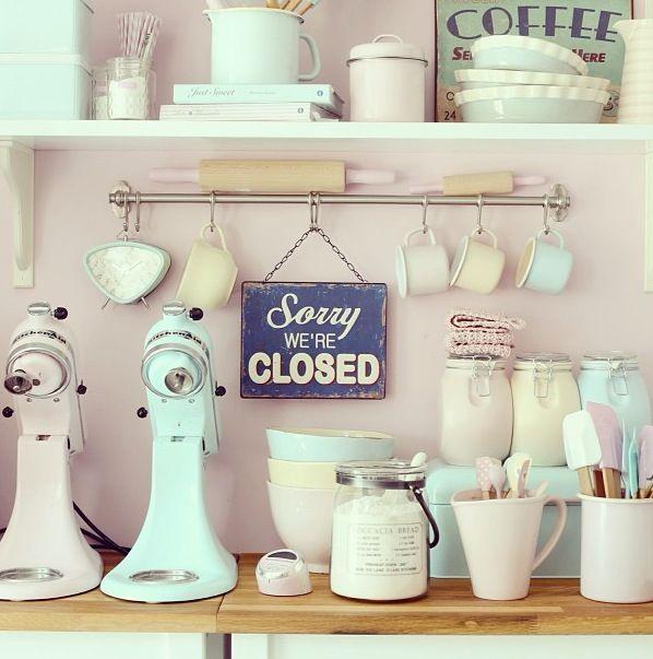 17 Best images about Kitchen on Pinterest  Refrigerators   -> Kuchnia Prowansalska Dodatki
