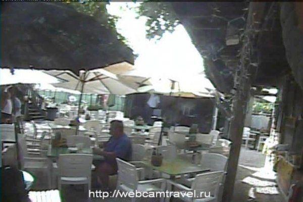 Ки-Уэст, Флорида, кафе Schooner Wharf, США