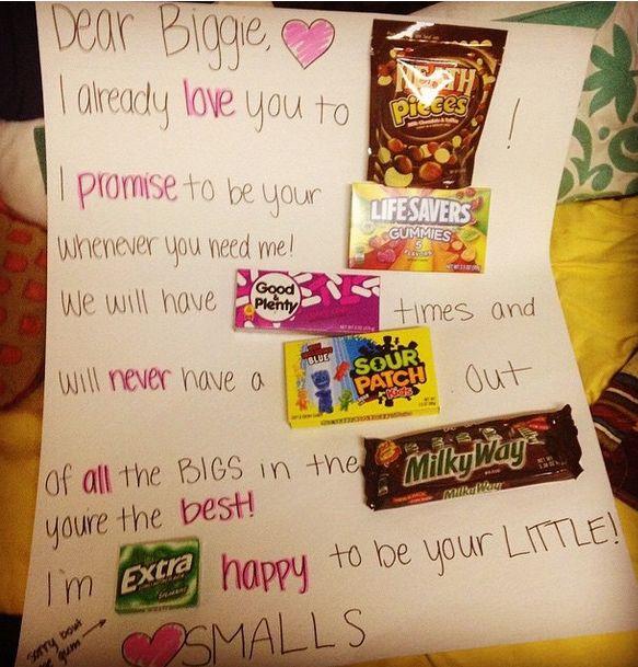 BIG candy board for big appreciation week!☺