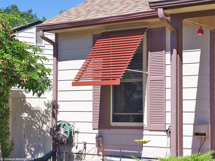 Metal Window Awnings For Mobile Homes : Best images about mobile home exteriors on pinterest