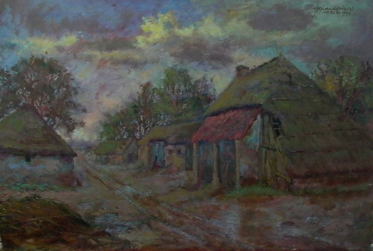 Boerderij in Heeze.