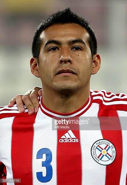 Conmebol_Concacaf Copa America Centenario 2016 Paraguay National Team Luis Carlos Cardozo