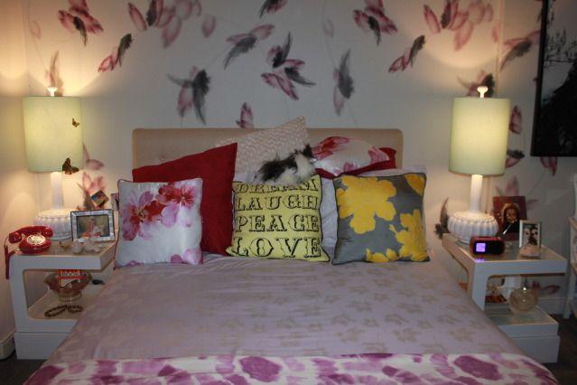 Pretty Little Liars: Decoração do quarto de Hanna Marin