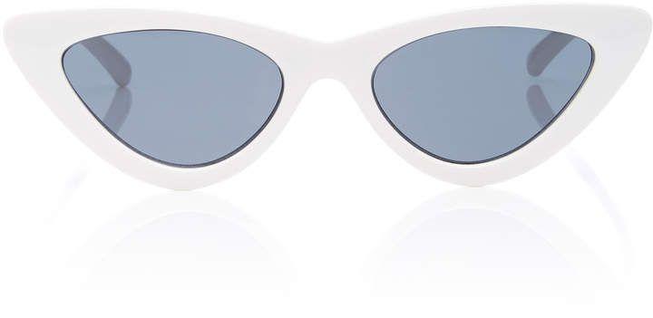 3ac5b278f4 Adam Selman X Le Specs The Last Lolita Cat-Eye Sunglasses Spring Summer 2018  Trend