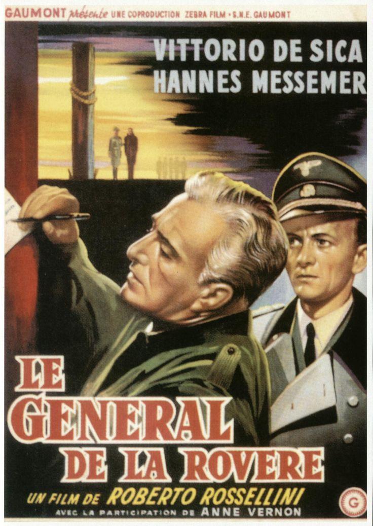 Il generale Della Rovere (1959, Roberto Rossellini)