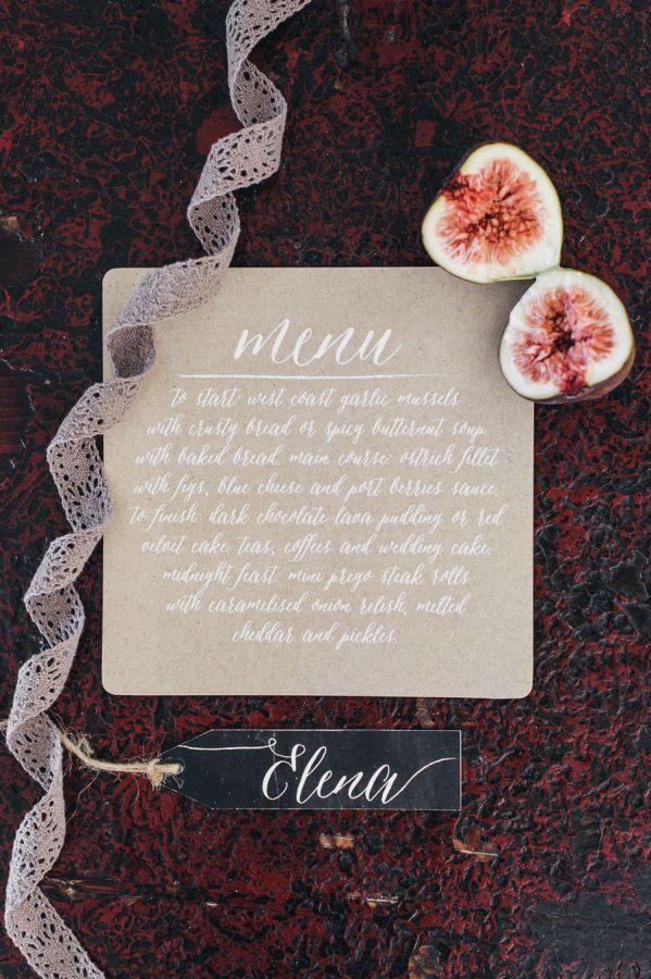 Moody-Hued Bridal Inspiration: http://www.stylemepretty.com/destination-weddings/2015/02/27/tuscany-meets-south-africa-wedding-inspiration/   Photography: Lisa Poggi - http://www.lisapoggi.com/