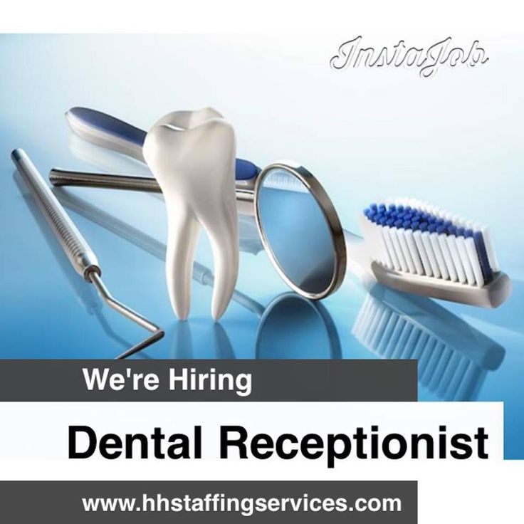 If you are a ‪‎Dental‬ ‪‎Assistant‬ / ‪‎Receptionist