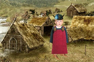 Week 1: Children's Websites About Vikings: Click on the BBC link for a kid's animated adventure game.