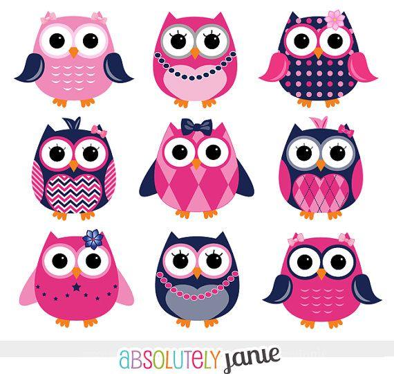 owl clip art pinterest - photo #48
